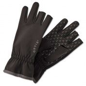 Orvis Soft Shell Fingerless Gloves : Size X- Large