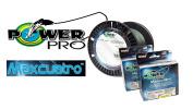 Power Pro Maxcuatro 18kg 1500yd Moss Green