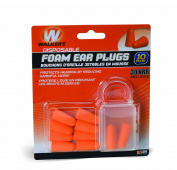 Walkers Game Ear Foam Blister Ear Plug