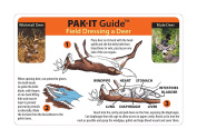 PAK-IT Guide to Field Dressing a Deer