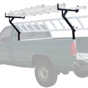 Rage Powersports TLR-3-V2 Pickup Truck Bed Ladder, Pipe, Lumber and Material Rack