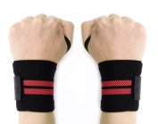 Ninja Weight Lifting Wrist Wraps Bandage rdx aqf Hand Support Gym Straps Fist
