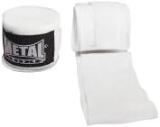 Metal Training Boxing Tape WHITE 4.50 m