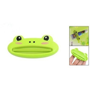 Granny's General Store...Green Plastic Frog Shaped Toothpaste Squeezers.....SHIPS FROM USA