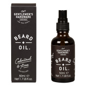 Wild and Wolf Gentlemen's Hardware Apothecary Beard Oil, 0.1kg