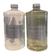 Williams-Sonoma Hand Lotion and Hand Soap Duo Frosted Clove 470ml