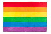 Tadpoles bthbfc996 Throw Rainbow Pride Flag Blanket Multi-Colour
