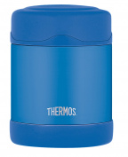 Thermos Food Container Kids Food Jar, Blue; 0,295 1902440 Litre
