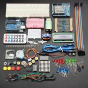 Geekcreit® UNO R3 Basic Starter Learning Kit Upgrade Version For Arduino