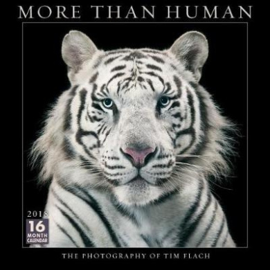 More Than Human 2018 Wall Calendar: The Photography of Tim Flach