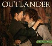 Outlander 2018 Daily Calendar