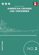 American Cruiser USS Vincennes