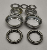 BMX ONE PIECE CRANK BOTTOM BRACKET SET OPC BB SET SUIT SCHWINN CRUISER, RALEIGH BURNER & MOST BMX BIKES