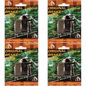 4 Pairs Shimano XTR XT Saint Hone Disc Brake Pads BR-M765 M665 M601 DiscoB SLX