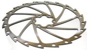 A2Z Superlite Bicycle MTB Disc Brake Rotor VS 3 6 Bolt 203mm x 1