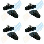 4 Pairs of Road Brake Pads for Tiagra Sora 105 BR-3300 BR-4500 R50T DiscoBrakes