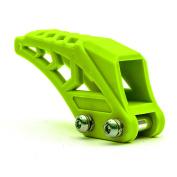 Pitbike Chain Guide Lime Green CRF50 CRF70 KLX 110cc 125cc 140cc 150cc