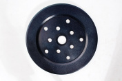 KHE Original Grind Disc Large Aluminium BMX Chainring Guard Black Limited P3 10