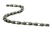 SRAM PC 1130 Pin 11 Speed Chain Silver 114 Link with PowerLock