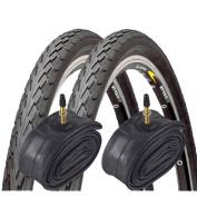 Duro Cordoba 700 x 38c Bike Tyres with Presta Tubes