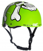AWE® MEET YOUR MAKERTM BMX Helmet Green 55-58cm FREE 5 YEAR CRASH REPLACEMENT*