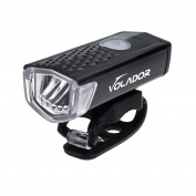 Volador Bicycle Front Light USB Rechargeable Bike Light LED Bicycle Headlight Lamp 300 Lumens, 3 Modes, Wide Beam Angle