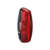 CatEye Unisex Rapid X3 Rear Lights and Reflectors-Cycling, Black, NO SIZE