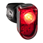 Bontrager Flare R USB Tail Light - Black Red , One Size