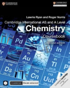 Cambridge International AS and A Level Chemistry Coursebook with CD-ROM and Cambridge Elevate Enhanced Edition
