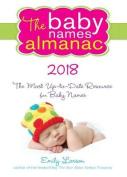 The 2018 Baby Names Almanac