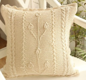 Cotton Crochet Lace Pillow Cover Cushion Case Towel For home decor Pillow Case Wedding Gift Handmade