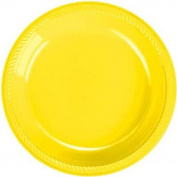 Dinner Plastic Plates 20 ct (multiple colours Available)