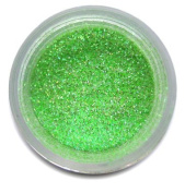 Sour Apple Disco Dust, 5 Grammes - Baking and Decorating Dusts from Bakell