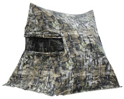Primos Double Bull Shack Attack Ground Blind, Camouflage