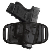 Tagua BH2-1031 Quick Draw Belt Holster, Walther P22-90cm , Black, Left Hand