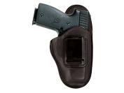 Bianchi #100 Professional IWB, Black, Right Hand, SZ9A, Kahr K9, KM9, PM9, K40, Kel-Tec P11, S & W Sigma 380 & SIG P938,