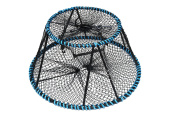 KUFA SPORTS Tower Style Prawn Trap, Black