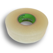 Renfrew Scapa Clear Polyflex Shin/Sock Hockey Tape, 2.5cm x 30m