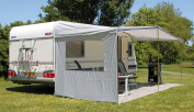 Euro Trail Side Wall Without Window for Kombi Canopy Awning, 21720
