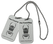 Official Groundspeak geocaching trackable travel bug