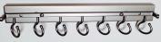 Deluxe Sliding Scarf Rack, Satin Nickel 14