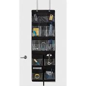 Studio 3B Over-the-Door Organiser in Black
