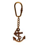 Purpledip Key Chain/Ring/Hook Shaped As An Anchor