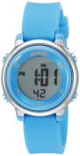 Gosasa Kids' LED Digital Sports Cartoon Jelly Waterproof Watch with blue Rubber Strap