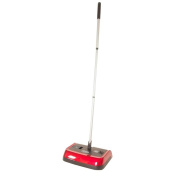 EWBank Evo 3 Manual Carpet Sweeper with Adjustable Height Options, Wide 25cm Cleaning Path and Long Lasting Durable Brushes