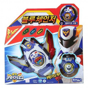 SamJin Move K-COP K-COP Blue Changer Toy Korea TV Animation