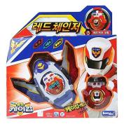 SamJin Move K-COP K-COP Red Changer Toy Korea TV Animation