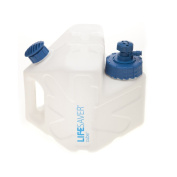 Lifesaver Cube Portable Water Filter - White