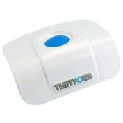 Thetford C200 Swivel Toilet Bezel Flush Switch White Caravan Motorhome 2377162