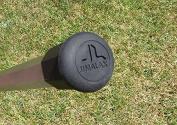 Lacrosse Butt End Cap Jimalax Black